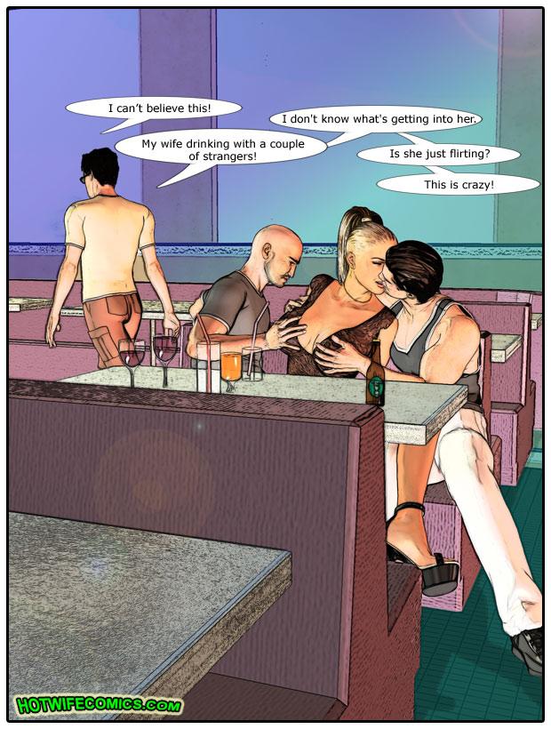 ресторане рассказы измена жены в